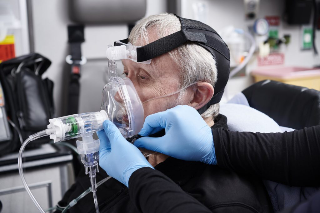 Although originally intended to treat prehospital patients in pulmonary edema resulting from heart failure, CPAP is now indicated for virtually any condition resulting in significant dyspnea accompanied by signs and symptoms of increased work of breathing.